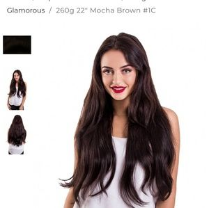 Other - Luxury for princess hair extensions
